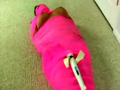 pink mummy